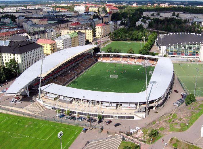 Helsinki – Penkkiurheilijan unelmapaikka
